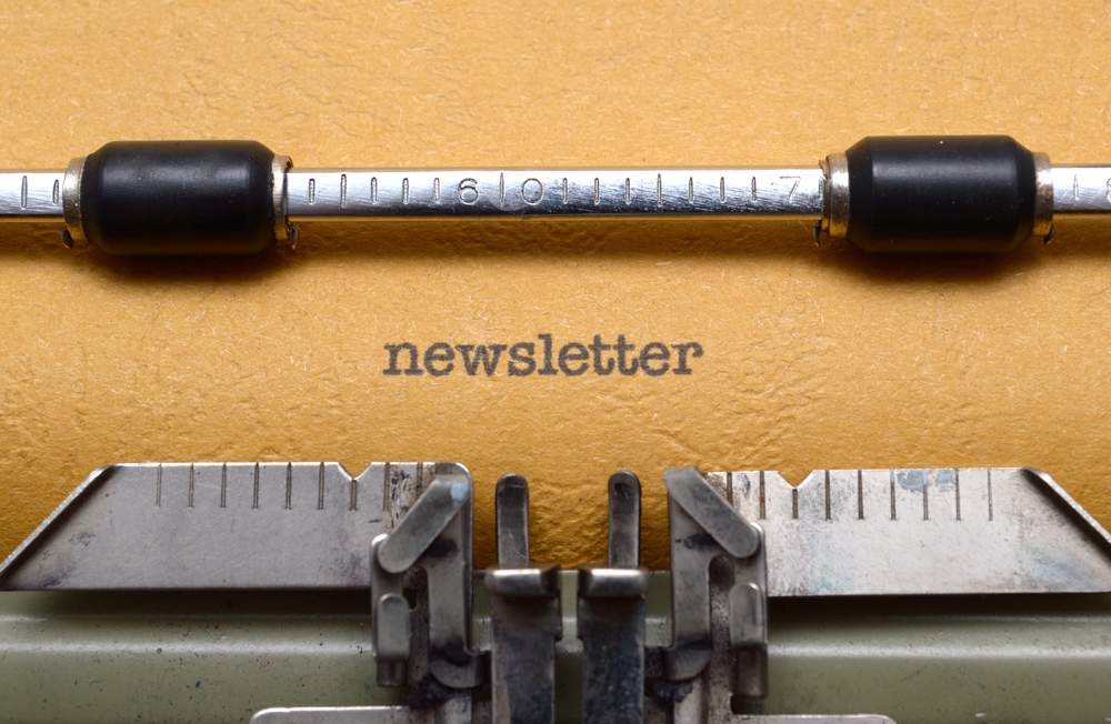 Para que serve a newsletter externa e interna?