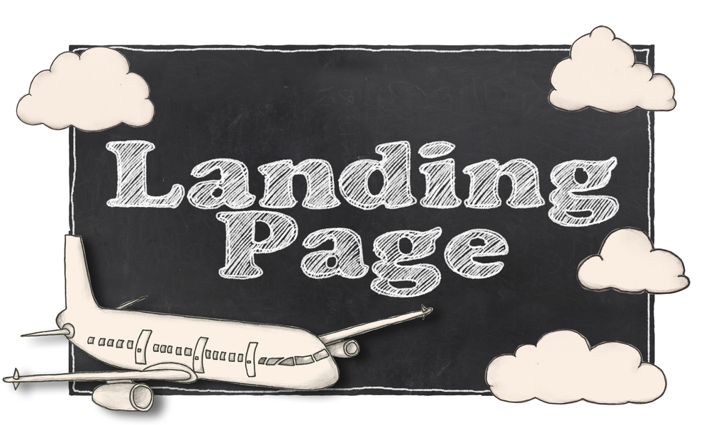 Landing page no Facebook Ads