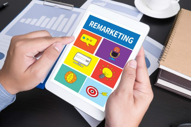 Remarketing através do google adwords