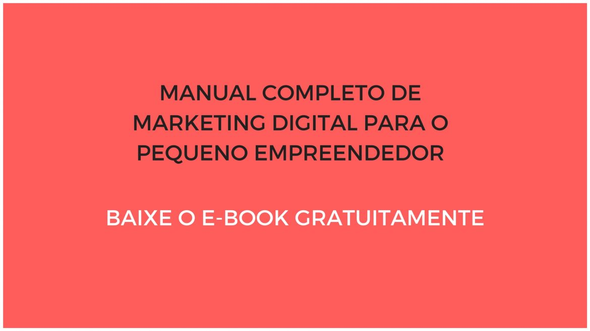 Manual completo Marketing Digital