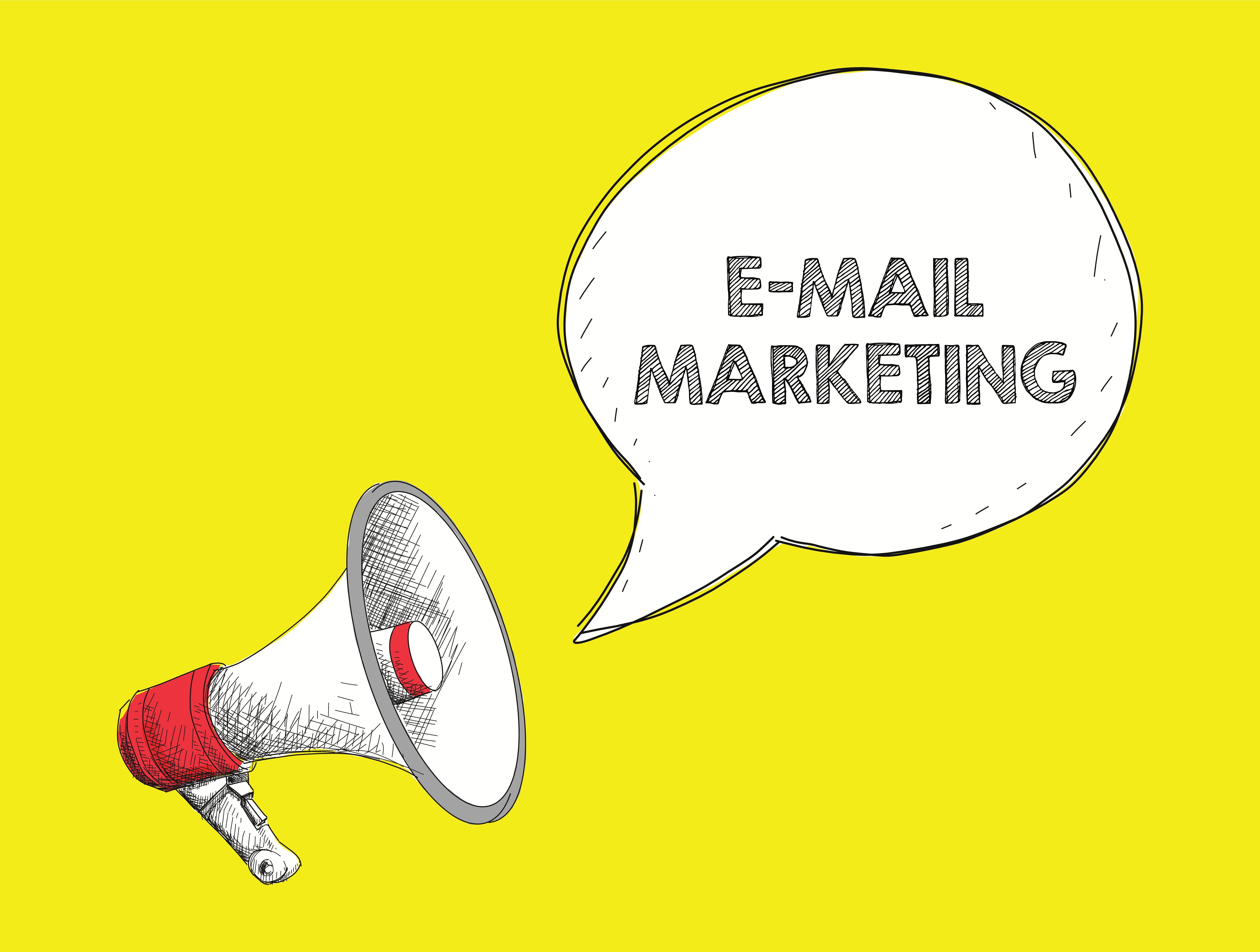 Comece uma lista de e-mail marketing